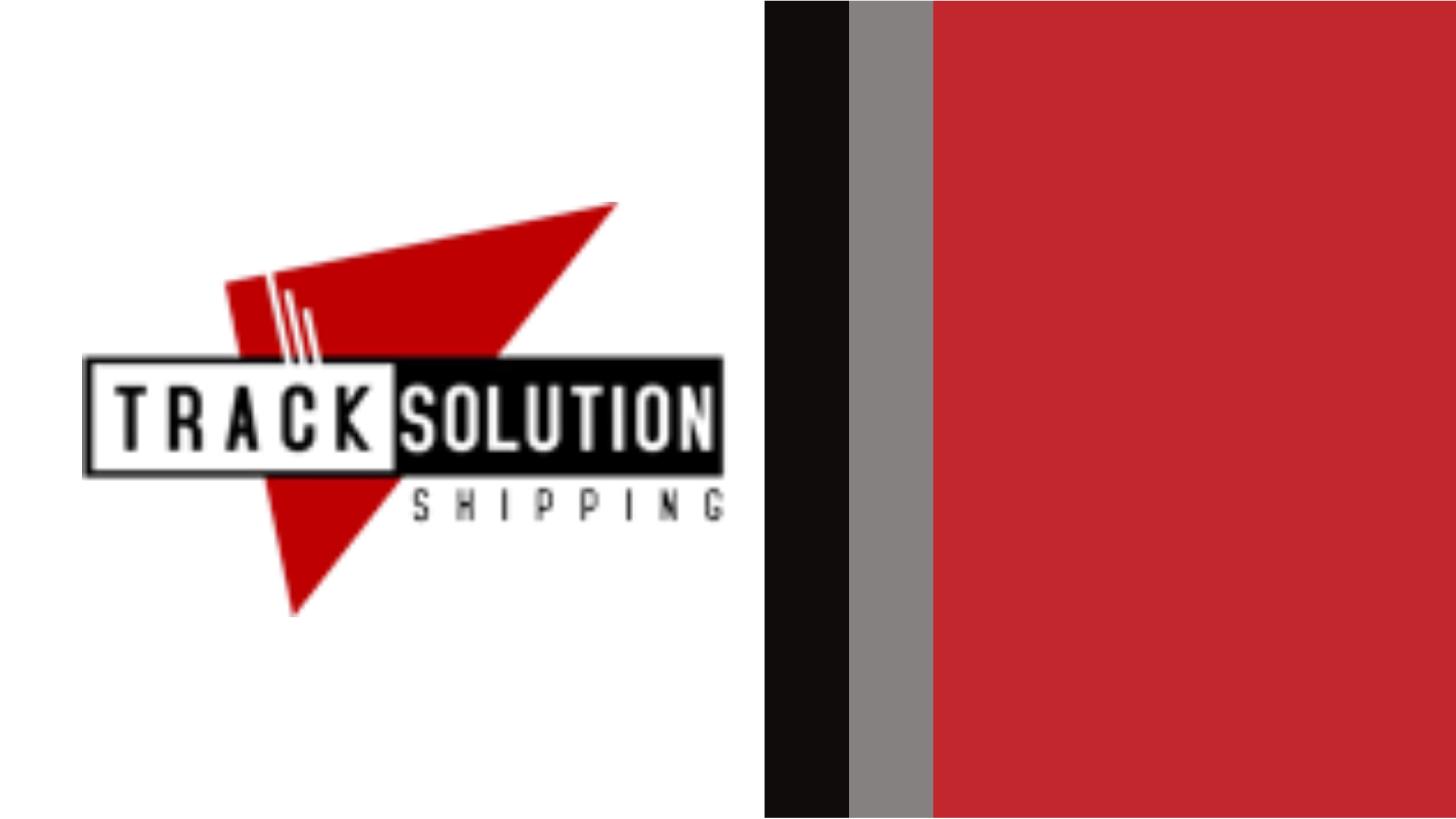 Track Solution Shipping