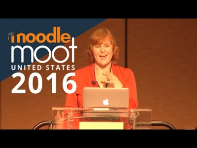 The Neuroscience of Learning Design - Moodle Moot US 2016
