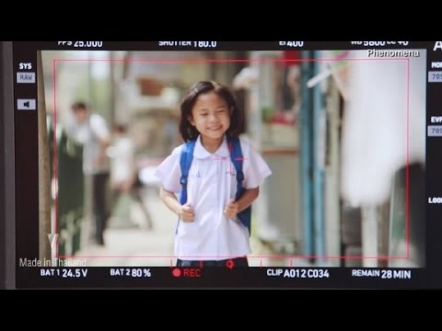 Watch and weep: Thai ads tug heartstrings