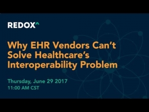 Why EHR Vendors Can't Solve Healthcare's Interoperability Problem