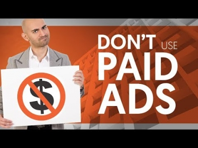 DON'T Use Paid Ads My #1 Organic Marketing Strategy | Neil Patel