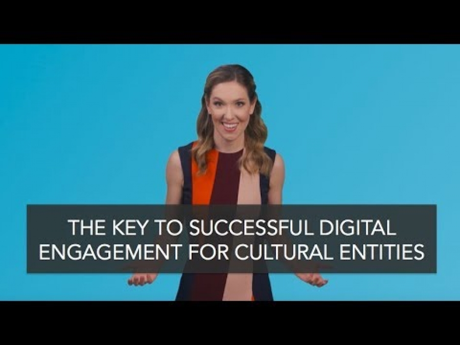 The Key To Digital Success Within Cultural Organizations