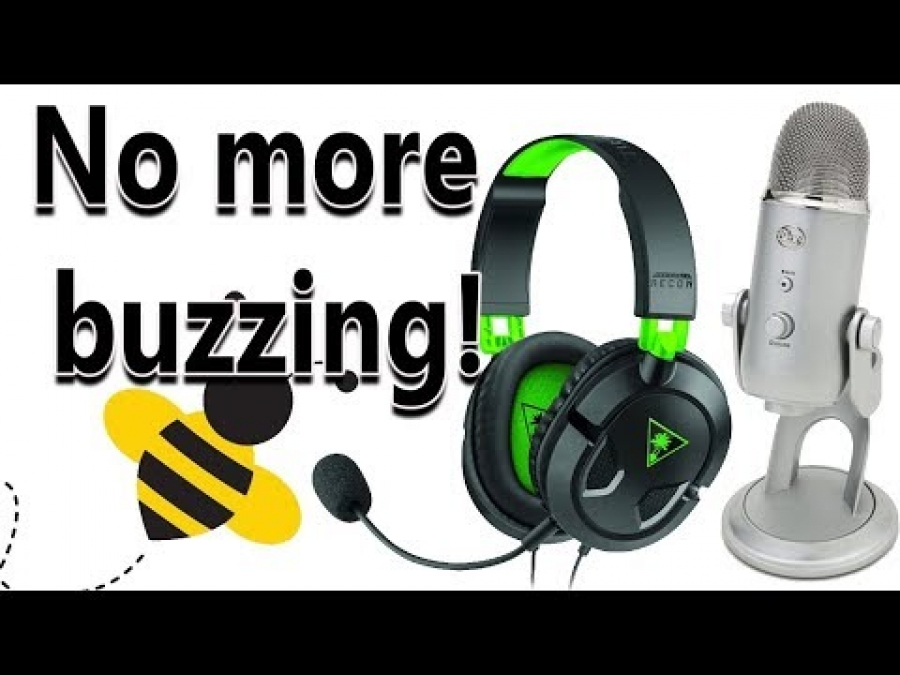 How To Remove Static Buzzing Noise From Your Microphone