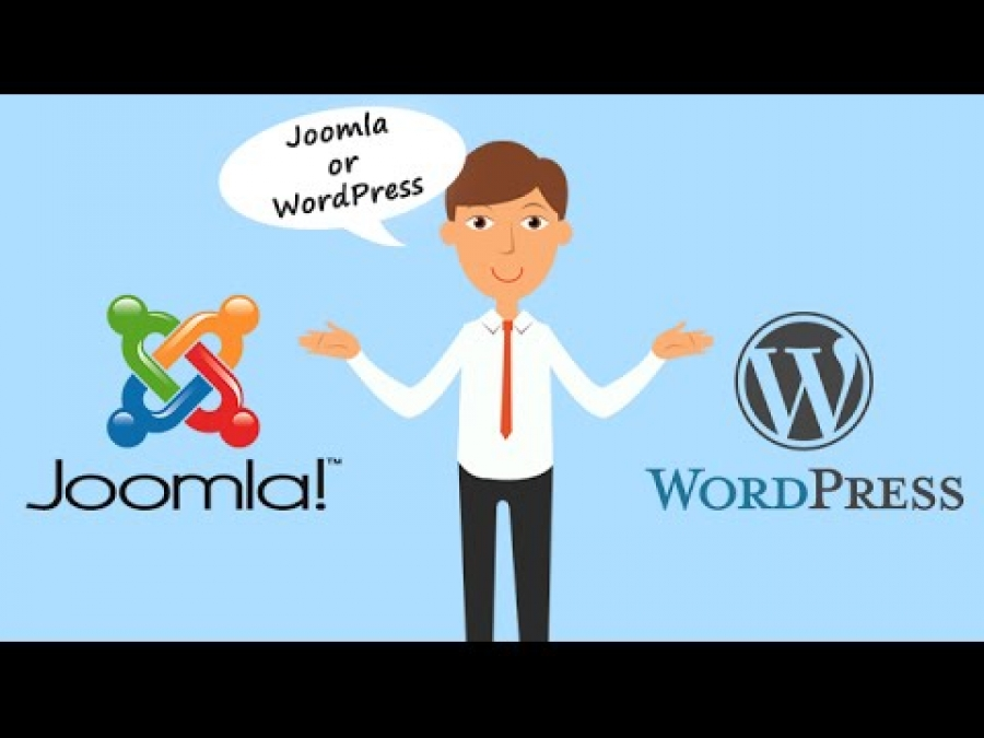 Joomla vs WordPress: Aspect of Comparison