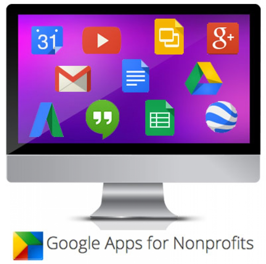 Google Nonprofit Apps (G Suite)