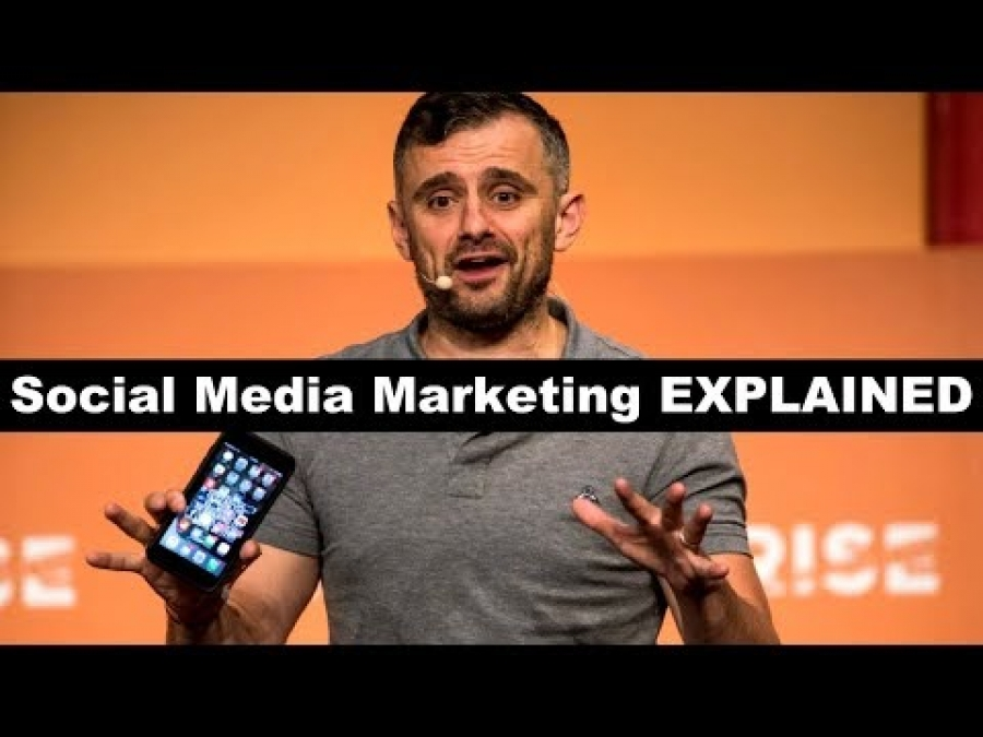 Social Media Marketing Explained in 11 Minutes - Gary Vaynerchuk 2018 | Business Talk