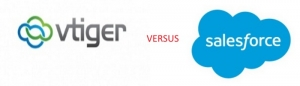 Compare Salesforce vs Vtiger CRM