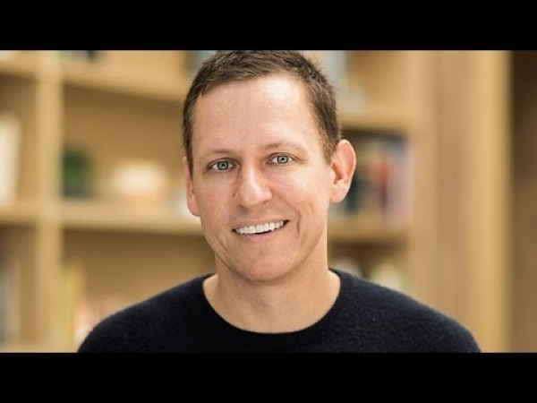 Competition is for Losers with Peter Thiel (How to Start a Startup 2014: 5)