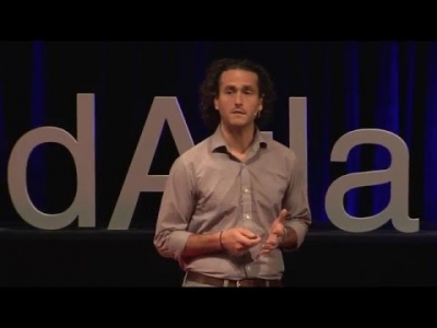 As the world gets bigger, we must buy local – and make local scale | Jonas Singer | TEDxMidAtlantic