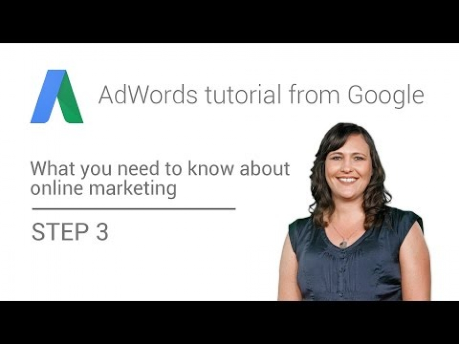 AdWords tutorial from Google - Step 3: Is your website ready to deliver results?