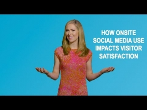 How Onsite Social Media Use Impacts Visitor Satisfaction (DATA)