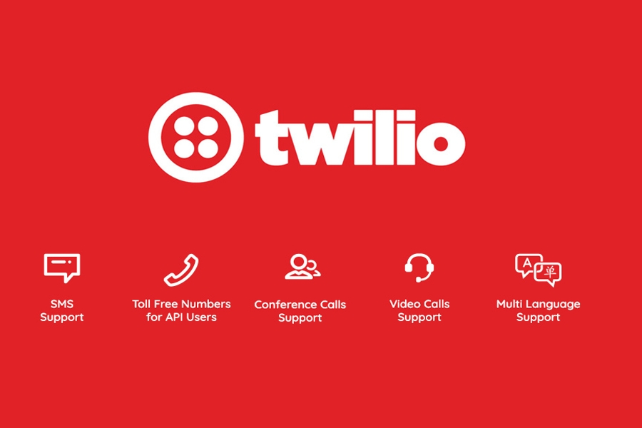 Twilio Cloud Communications (Voice, Text, & Chat Messages)