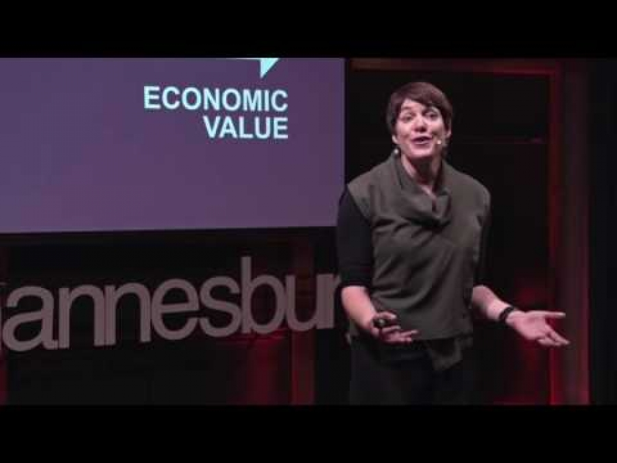 The future is social entrepreneurship | Kerryn Krige | TEDxJohannesburgSalon